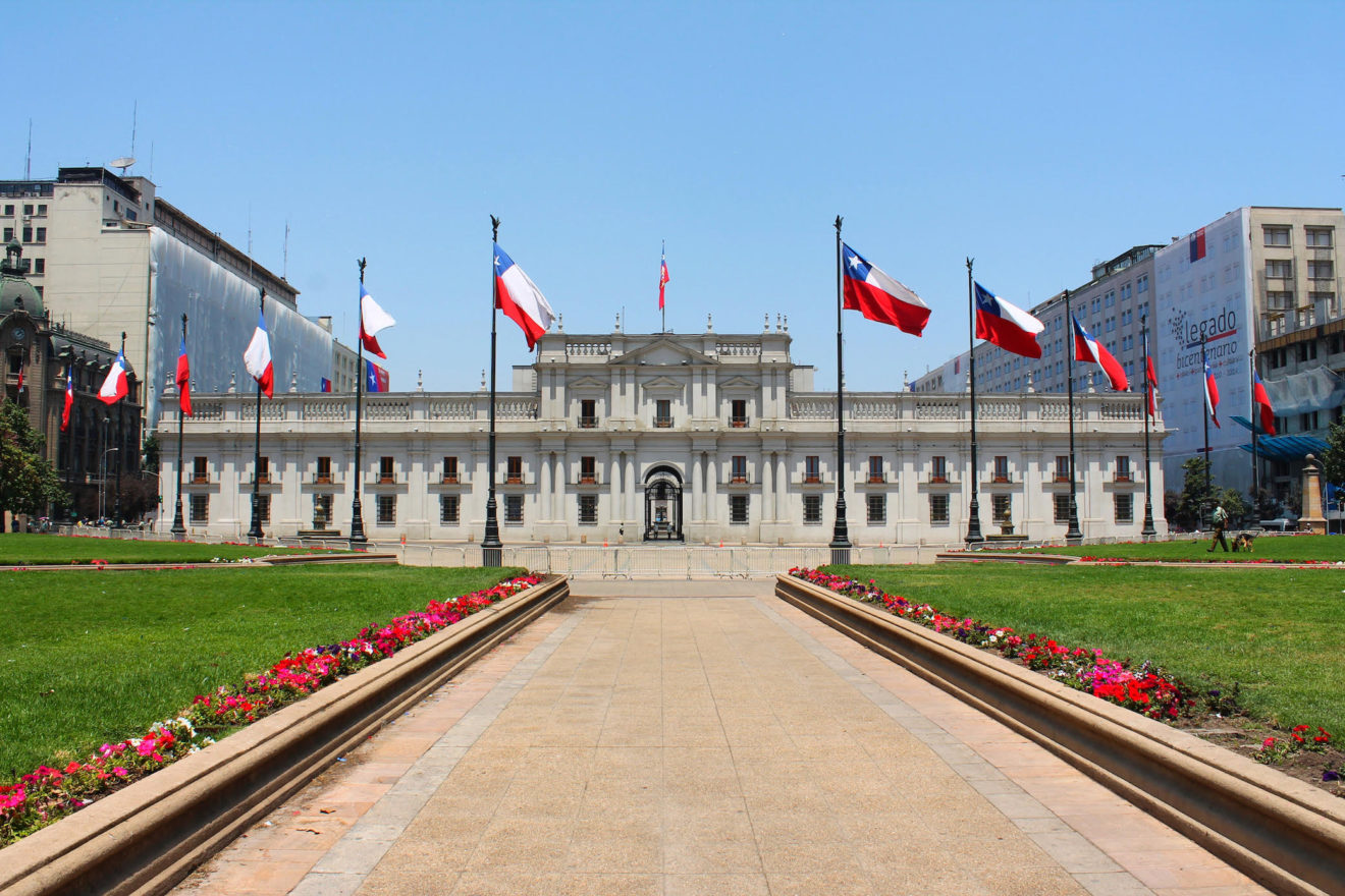 To Sustainably Manage Food Waste, The Government Palace of Chile Installs Power Knot LFC Biodigester