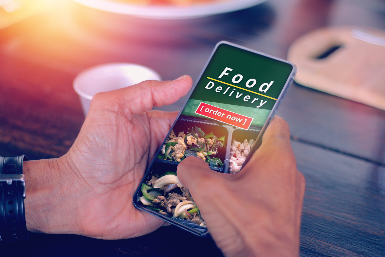 Research: Restaurant Digital Orders Up By Almost One-Quarter Over the Past Four Years